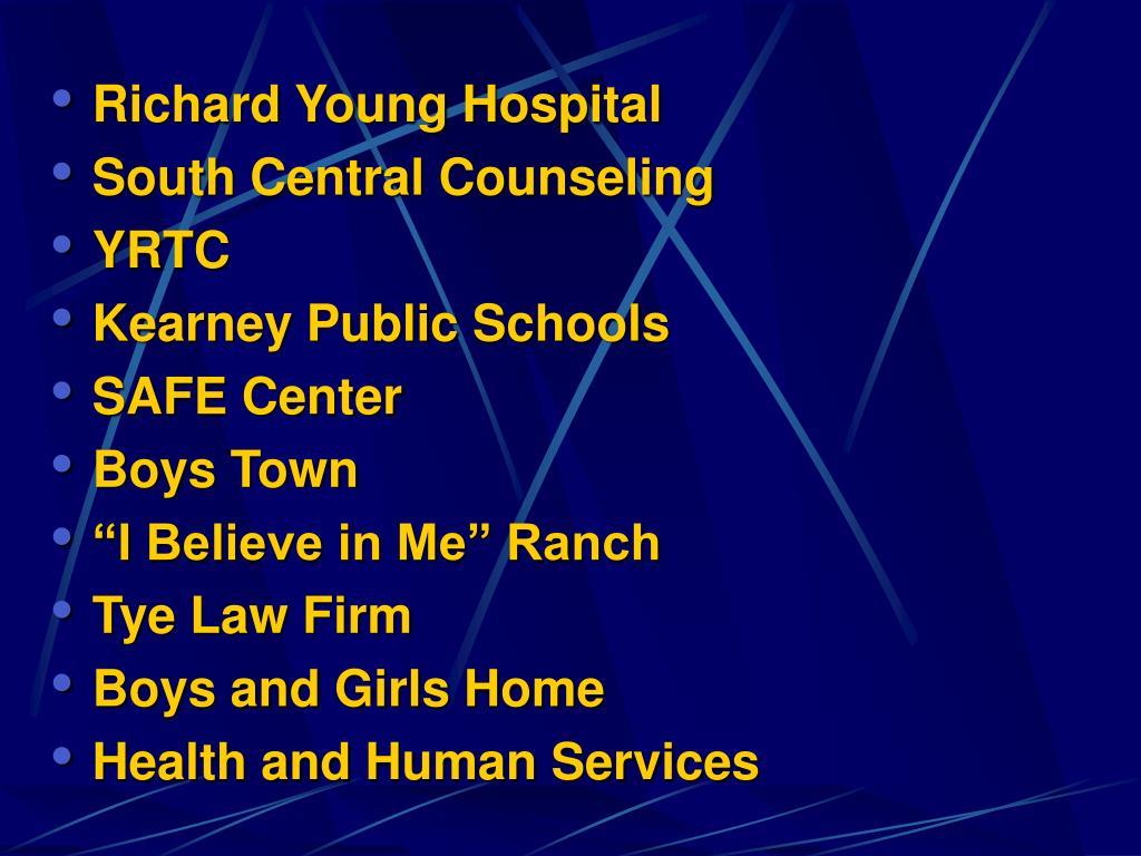 Richard Young Hospital