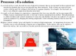 processes ex solution