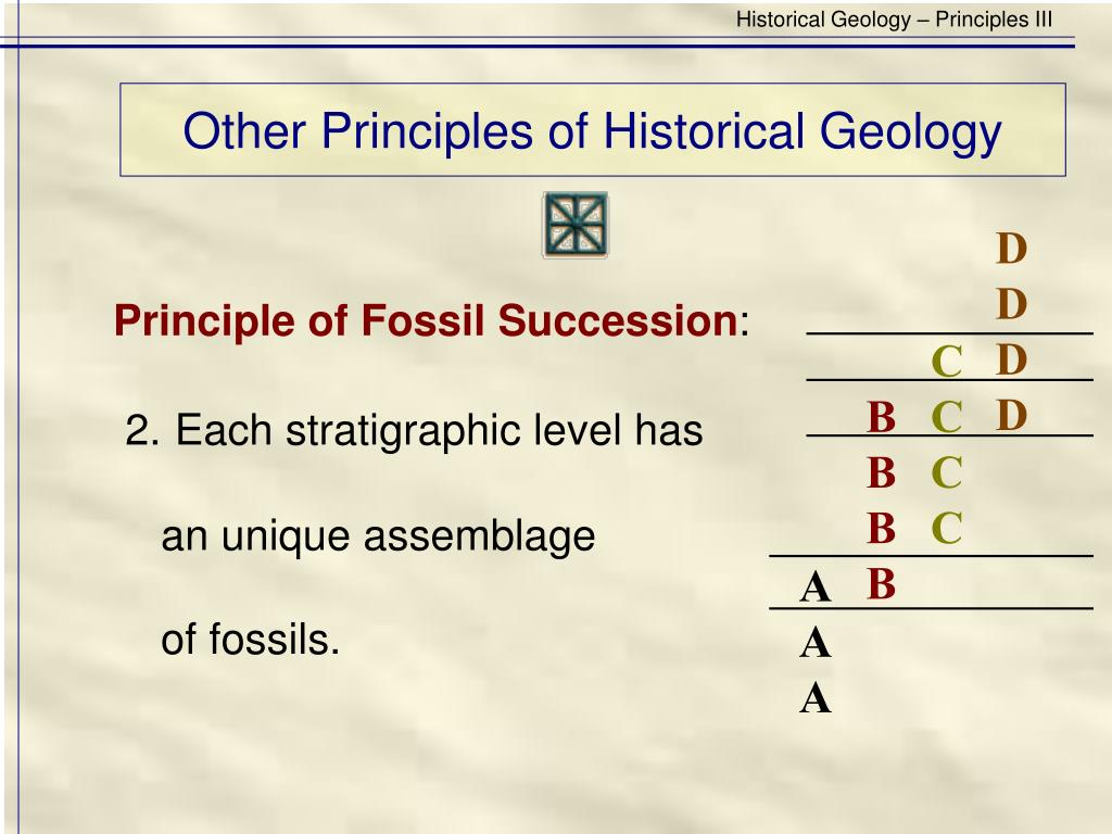 Historical Geology – Principles III