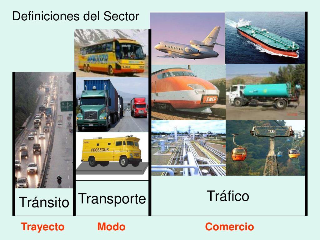 Definiciones del Sector