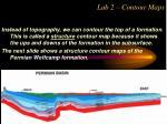 lab 2 contour maps15