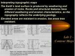 lab 2 contour maps9