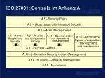 iso 27001 controls im anhang a