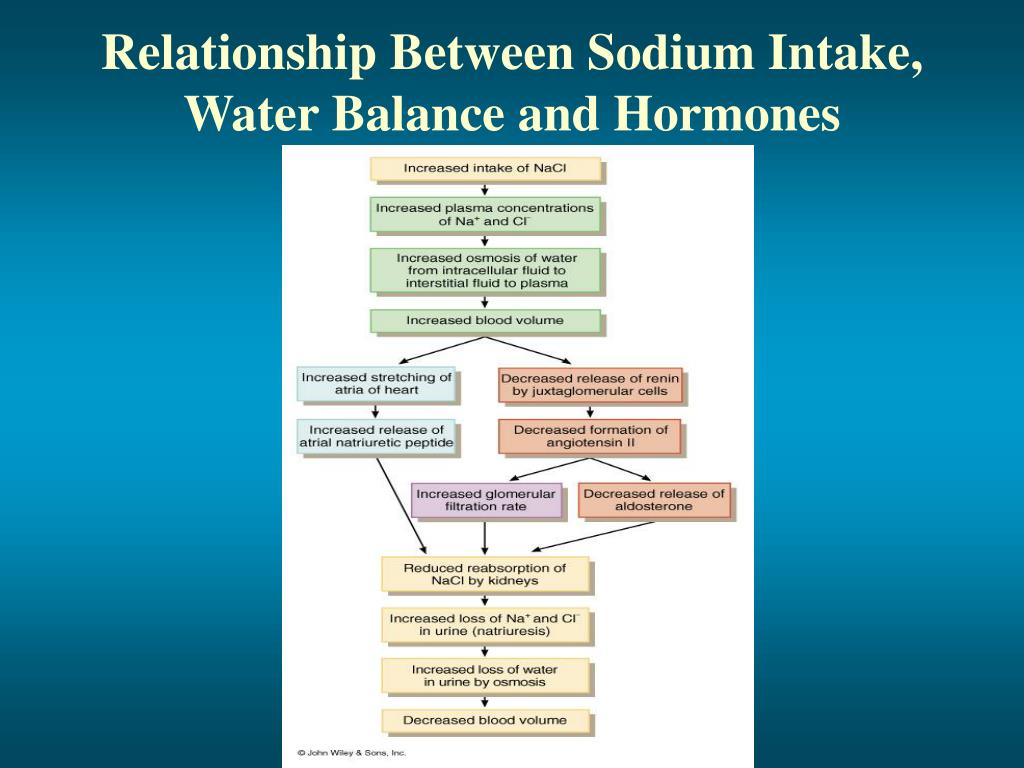 find out if there relationship between fluid intake and ur Q: relationship of lithium, salt & loss of body fluids dear dr phelps, i suffer from bipolar i and i have been taking lithium for the past year.