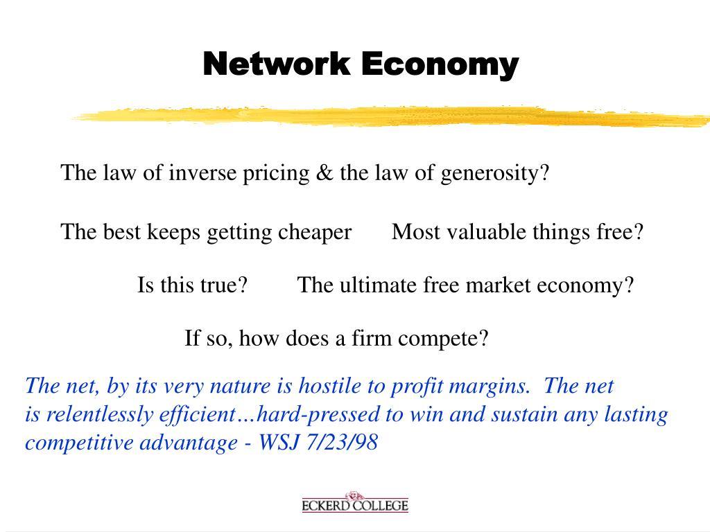 Network Economy