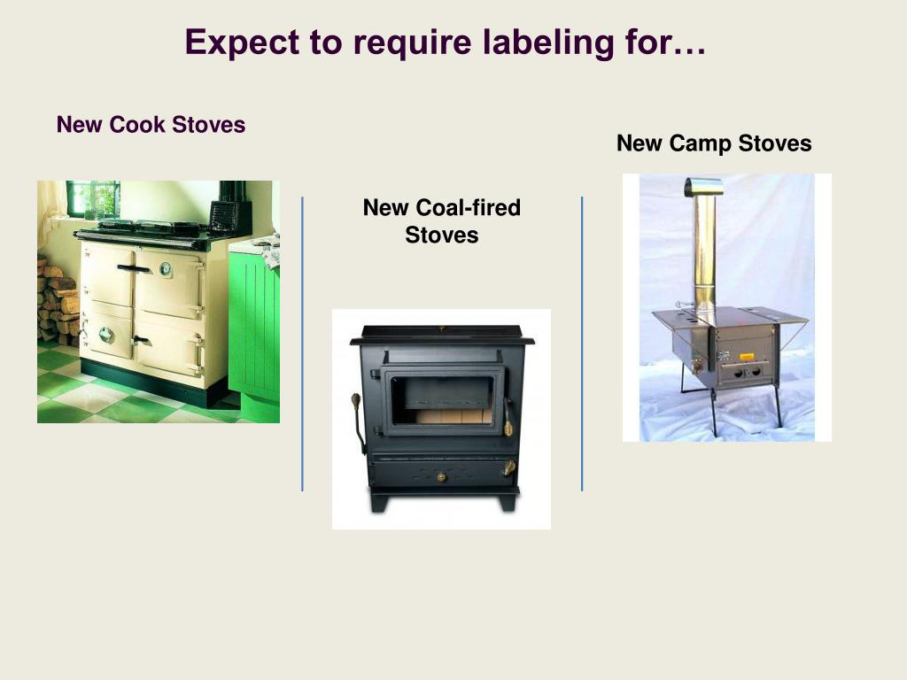 Expect to require labeling for…