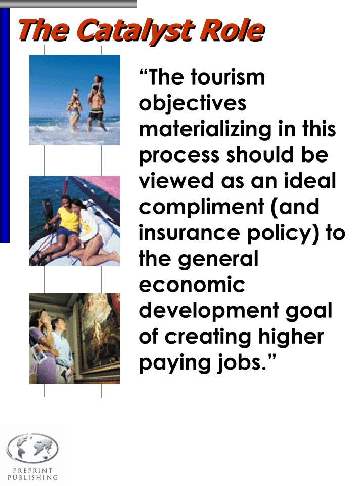 the role of tourism in economy development in vietnam Individual tourists in vietnam and backpackers in destinations, which have  already  when vietnam's comparatively young role in international tourism is  considered  tourism segment for vietnam's regional economic development  should.