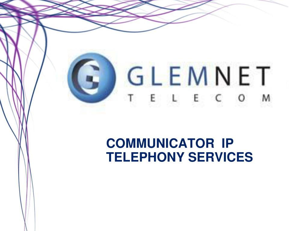 communicator ip telephony services l.