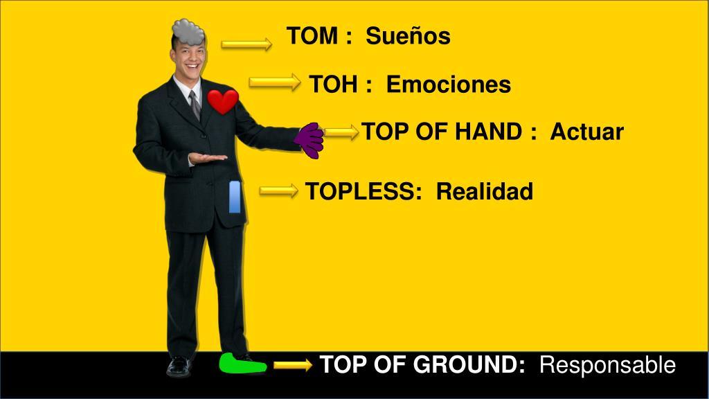 TOM :  Sueños