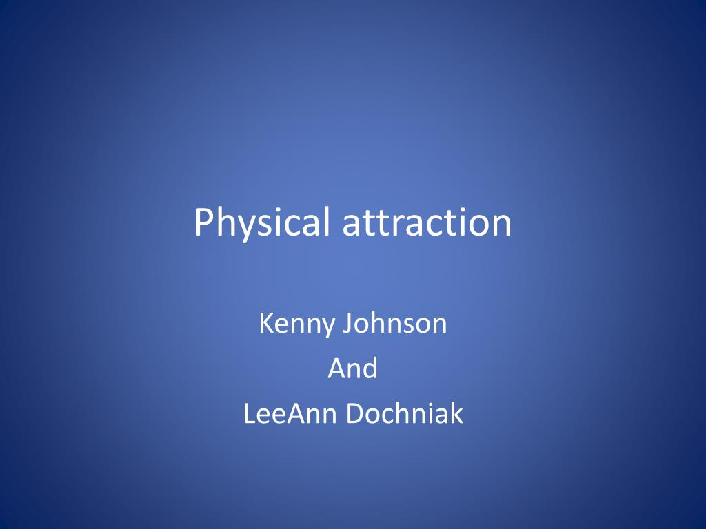 effects of physical attractiveness on p