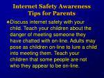 internet safety awareness tips for parents7