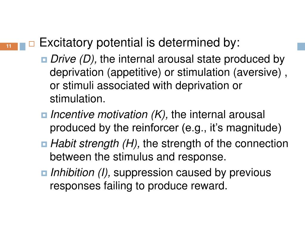 Excitatory potential is determined by: