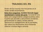 traumas del rn5