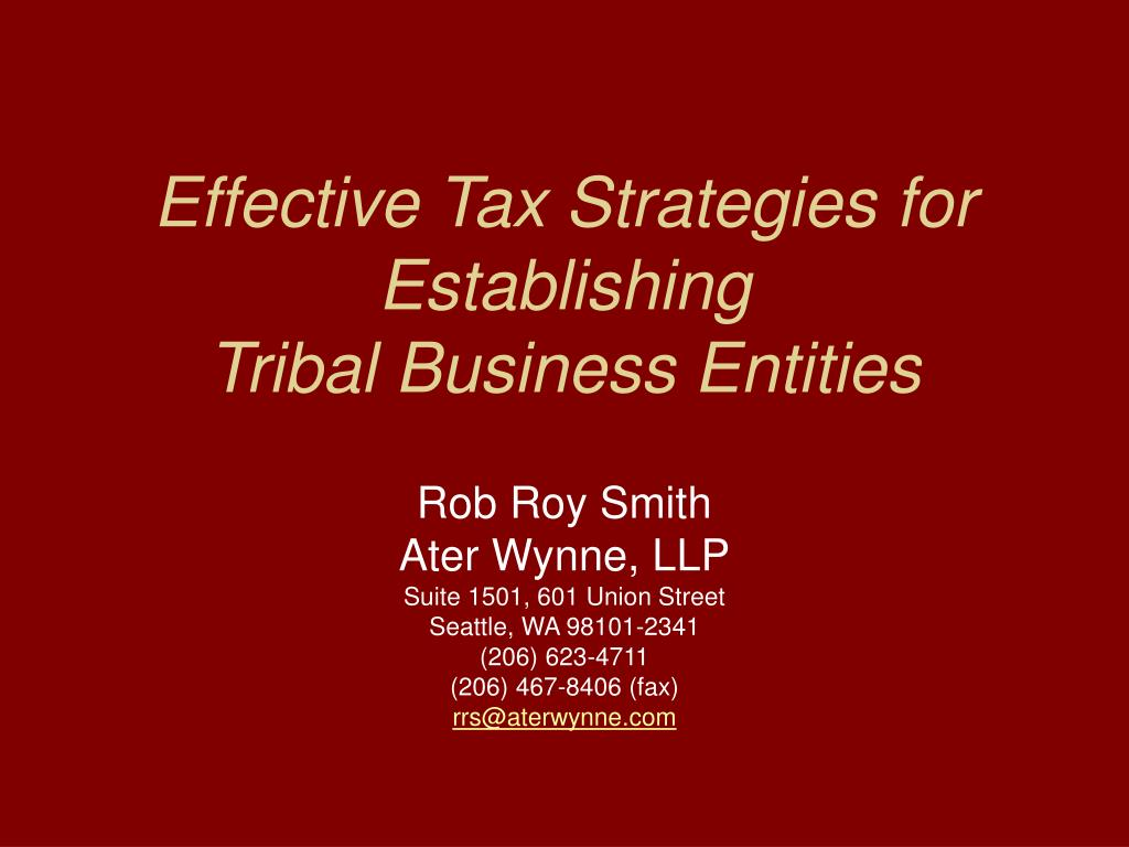 effective business strategies