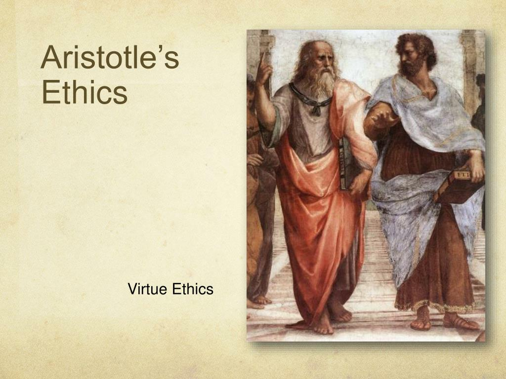 aristotles ethics Start studying ethics aristotle learn vocabulary, terms, and more with flashcards, games, and other study tools.