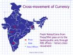 cross movement of currency