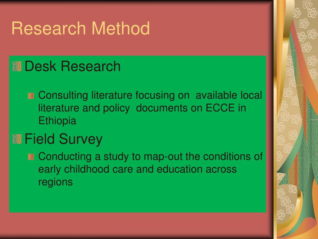 research methods in early childhood Six strategies for 21st century early childhood teachers  olds participating in project-based learning at auburn early education center these methods are not only.