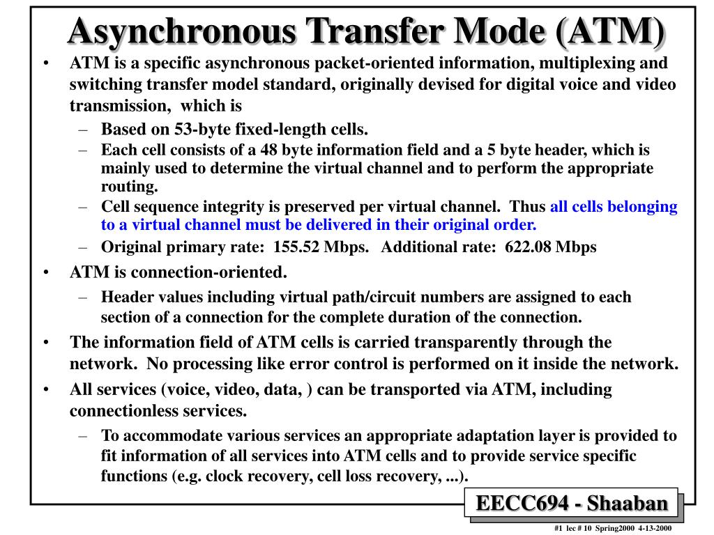 frame relay and asynchronous transfer mode essay Essay on unit 8 research project report  report when comparing frame relay with atm, (asynchronous transfer mode),  frame relay differs from x25 in.