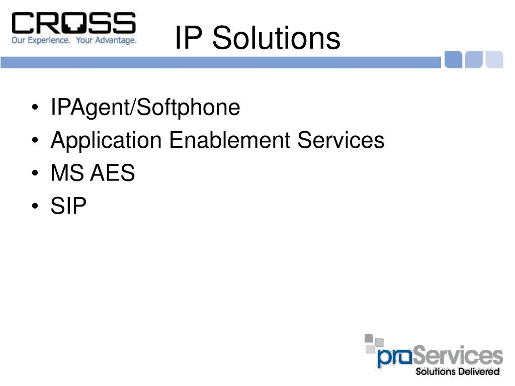IPAgent/Softphone