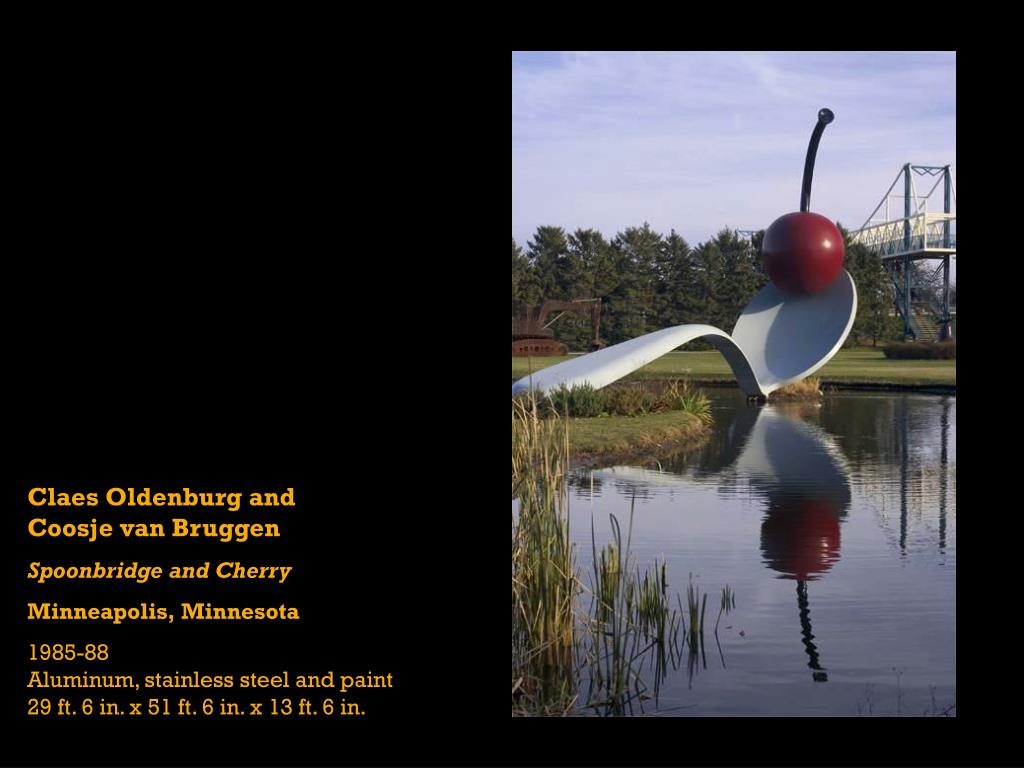 Claes Oldenburg and