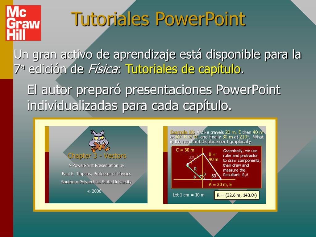 Tutoriales PowerPoint