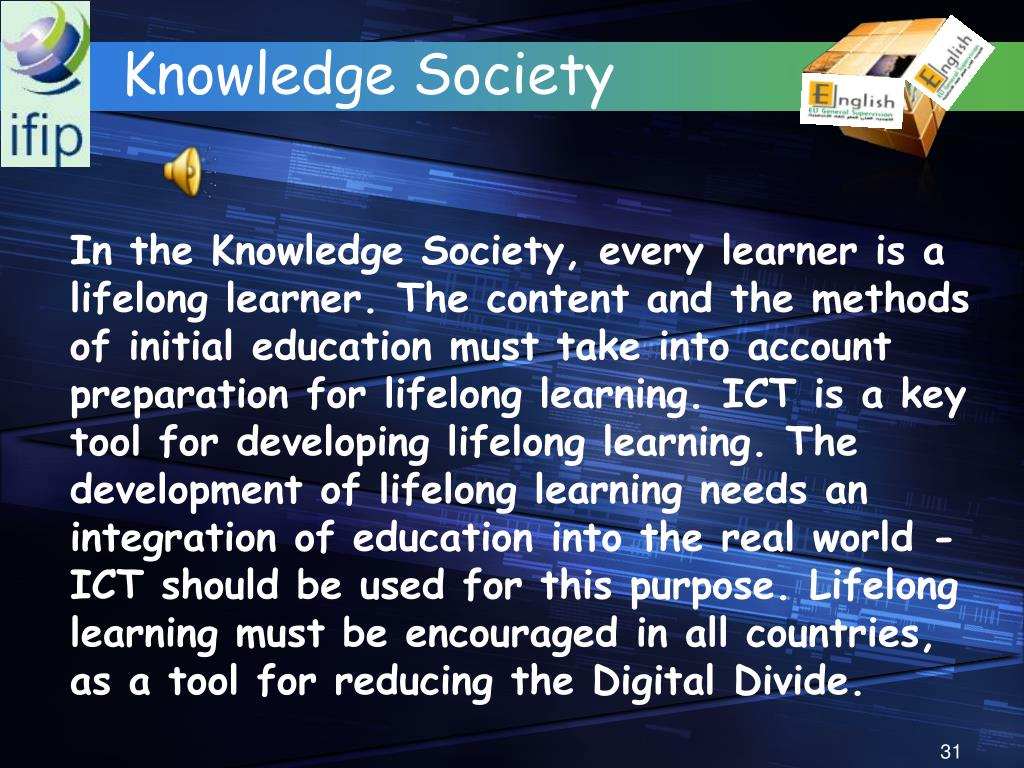 Knowledge Society