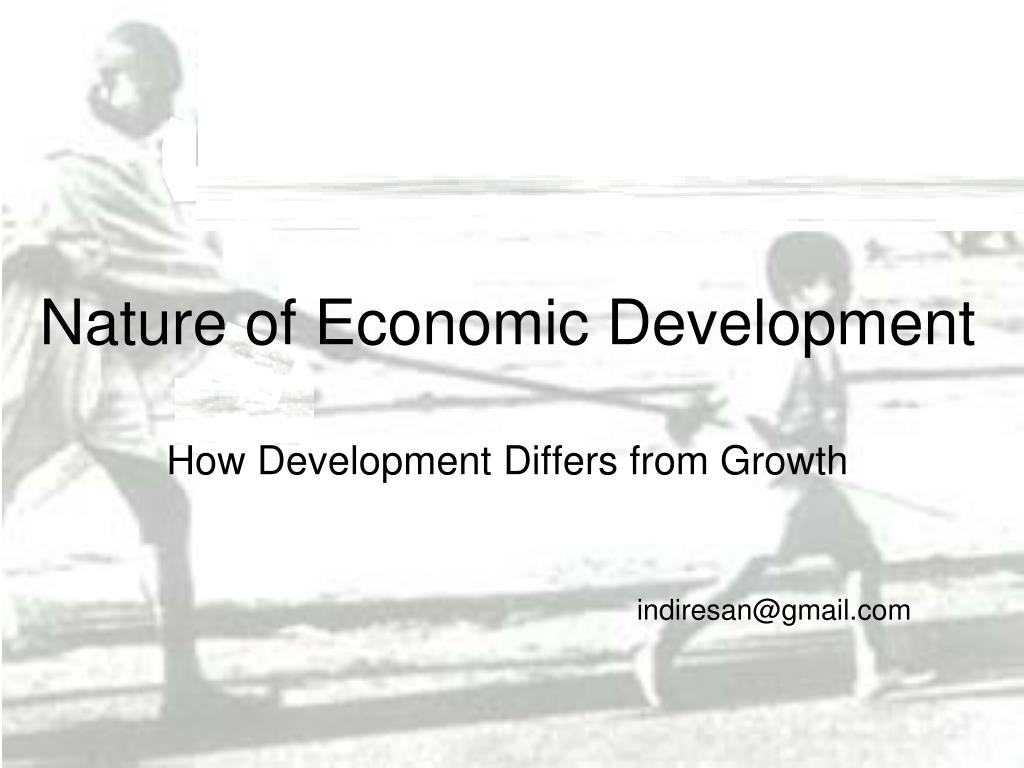 nature of economic development l.