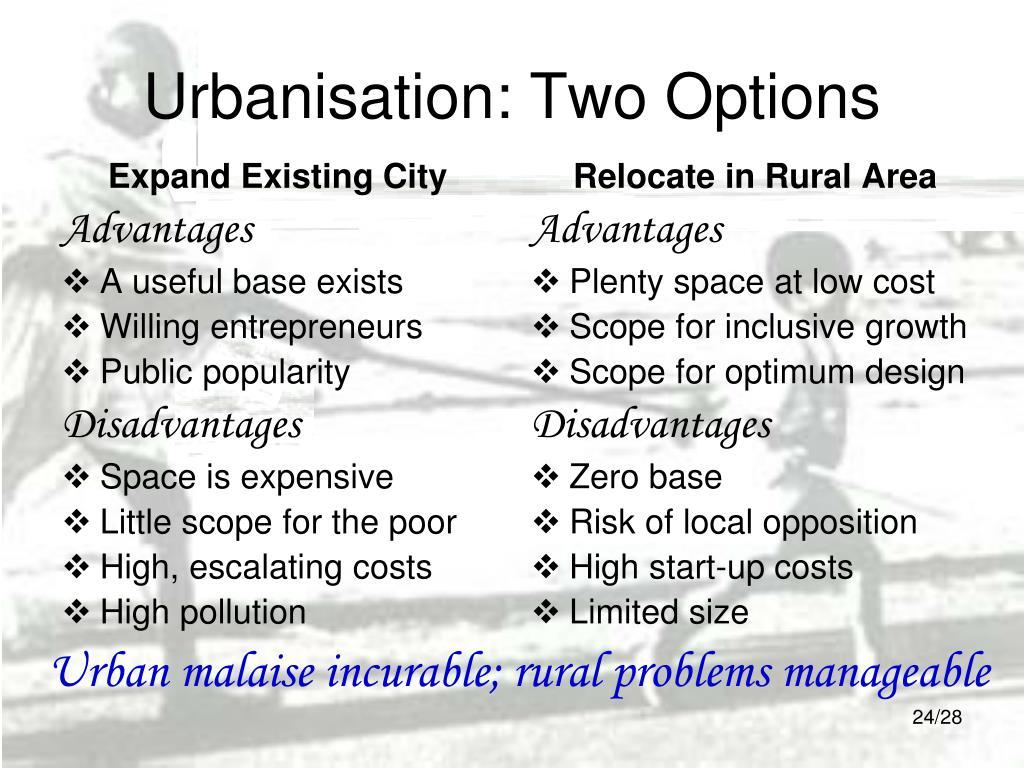 Expand Existing City