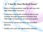 4 i am my own medical home30