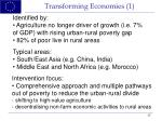 transforming economies 1