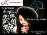 depresi n y duelo