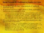 raz n correcta 2 predicando el nombre de cristo