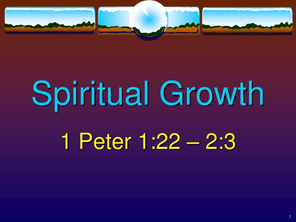 spiritual growth l.