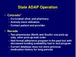state adap operation10