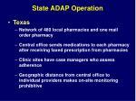state adap operation9