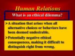 what is an ethical dilemma