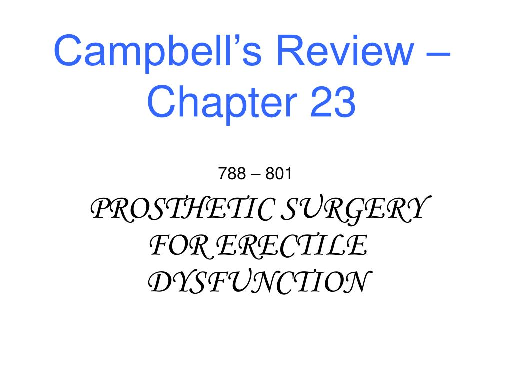 campbell s review chapter 23 l.