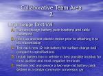 collaborative team area 2