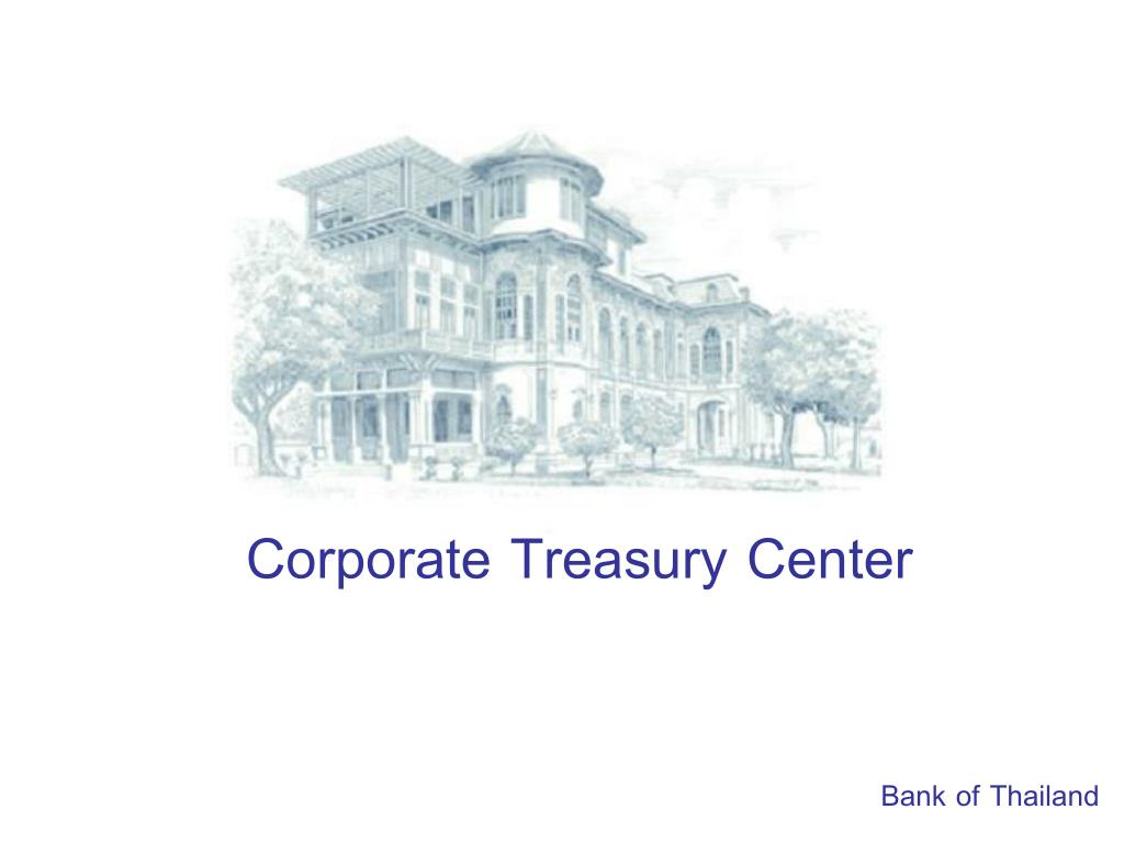 corporate treasury center l.