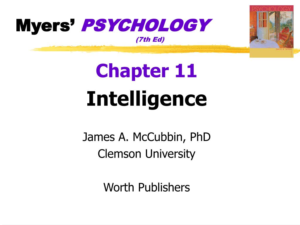 myers psychology 7th ed l.