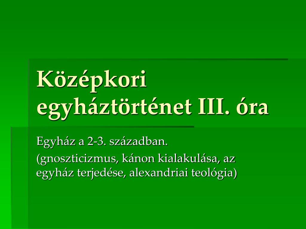 k z pkori egyh zt rt net iii ra l.