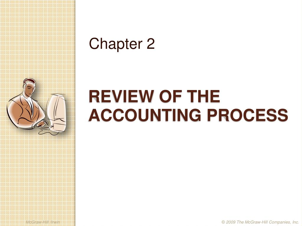 review of the accounting process l.