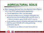 agricultural soils81