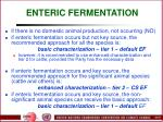 enteric fermentation55