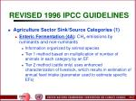 revised 1996 ipcc guidelines22