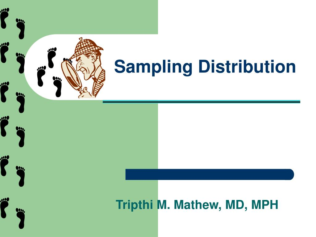 sampling distribution l.