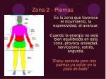zona 2 piernas