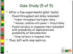 case study 5 of 5