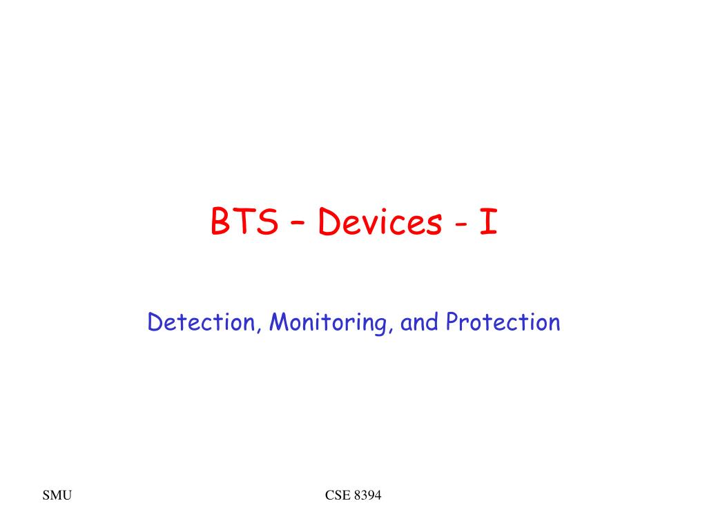 bts devices i l.