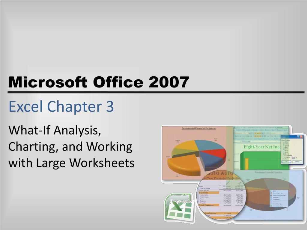excel chapter 3 l.